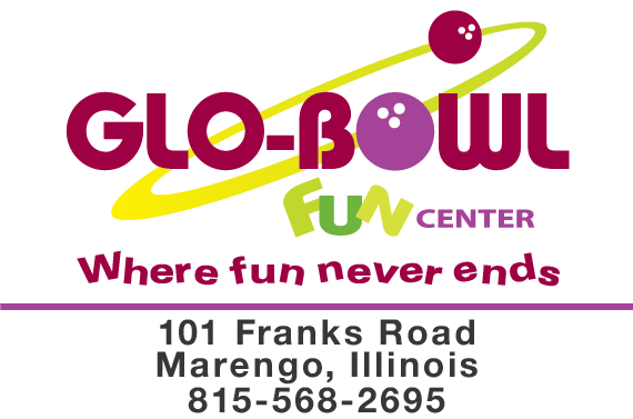 Glo Bowl Logo w address